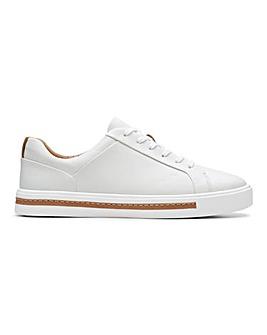 Clarks Un Maui Lace Up Shoes Wide E Fit