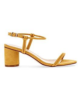 Raid Sandra Block Heel Sandals