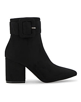 Raid Alex Side Buckle Boots Wide E Fit