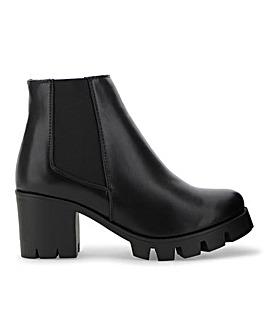 Raid Corina Chunky Chelsea Boots
