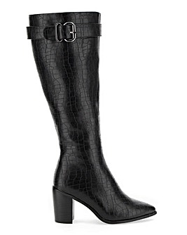 Raid Madelyn High Leg Boots Wide E Fit