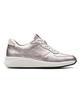 Clarks Un Rio Spint Shoes Wide E Fit