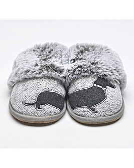 Lazy Dogz Mule Slippers E Fit