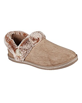 Skechers Campfire Button Slippers D Fit