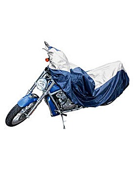 Deluxe Motorcycle Cover - Large