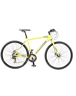 Falcon Traffic Mens Alloy Hybrid 700c Bike