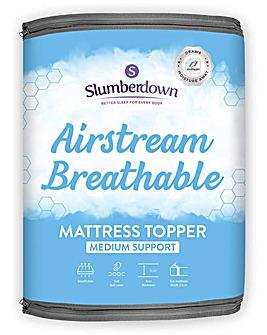 Slumberdown Memory Cool Mattress Topper