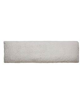 Cuddle Fleece Bolster Cushion