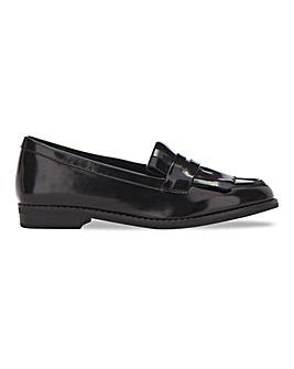 Fringe Loafer Wide E Fit