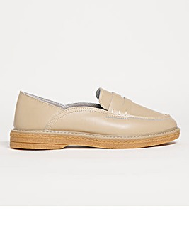 Penny Loafer Wide E Fit