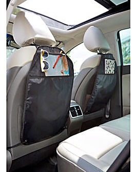 Rear Car Seat Protectors Set 2