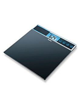 Beurer Speaking Glass Bathroom Scale