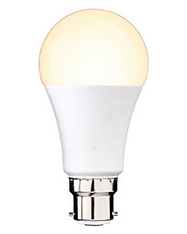 9 Watt LED GLS Opal Bulbs Pack 4