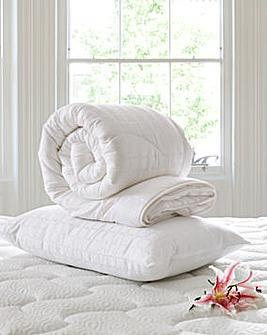 Fine Bedding Co. Silk 10.5 Tog Duvet