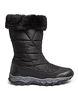 Ladies Snow Boot E Fit
