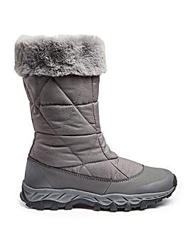 Ladies Snow Boot Extra Wide EEE Fit