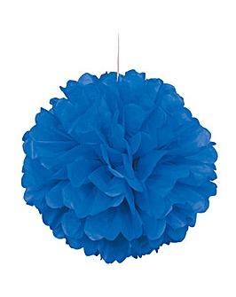 "Paper Decorations Puff Ball Decoration 16"" x 3"