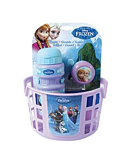 Frozen Three Piece Bike Set