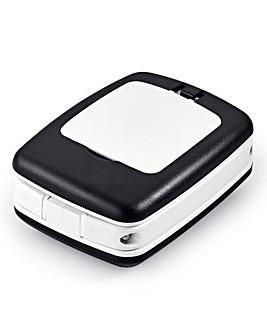 Pocket Magnifier with LED Light