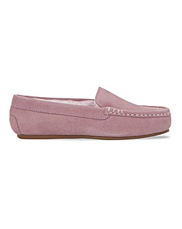 Classic Moccasin Slipper Extra Wide EEE Fit