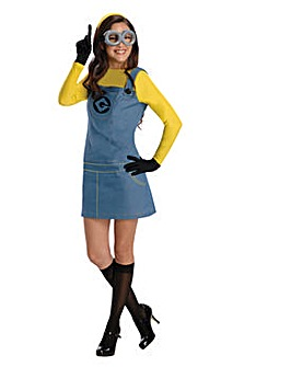 Despicable Me Adult Female Minion