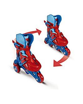 Spider-Man 2-in-1 Skates, 27-30