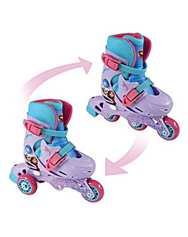 Disney Frozen 2-in-1 Skates, 27-30