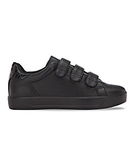 Touch and Close Leisure Shoe Extra Wide EEE Fit
