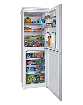 White Knight 55cm Fridge Freezer