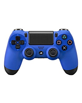 PS4 Dual Shock 4 Controller - Blue
