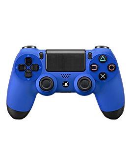 PS4 DualShock 4 Controller - Blue