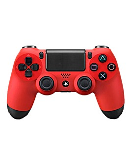 PS4 Dual Shock 4 Controller - Red