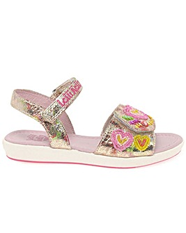 Lelli Kelly Mila Girls Beaded Sandal