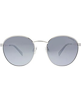 Polaroid Metal Round Sunglasses
