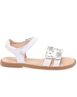 Geox Junior Karly Butterfly Sandals