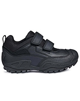 Geox New Savage Boys Rip Tape Shoes