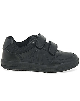 Geox Jr Arzach Boys F Fit School Shoes