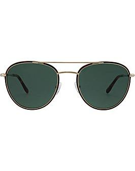 Lacoste Vintage Aviator Sunglasses