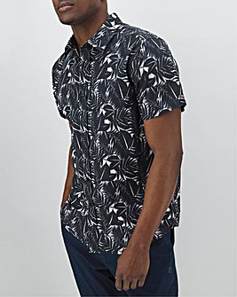 Peter Werth Tropical Print Shirt Long