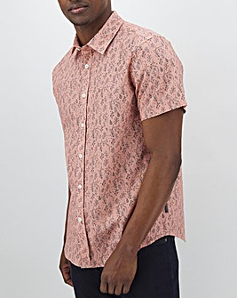 Peter Werth S/S Ditsy Floral Shirt