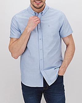 Peter Werth S/S Oxford Shirt Long