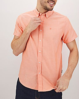 Peter Werth S/S Oxford Shirt Long