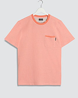 Peter Werth Pique Pocket T-Shirt Long