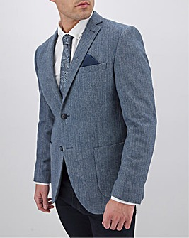 Peter Werth Smart Textured Blazer