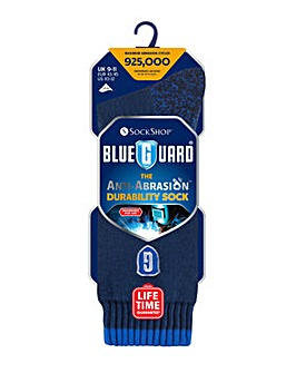 1 Pair Blueguard Socks
