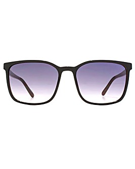 French Connection Fine Square Sunglasses
