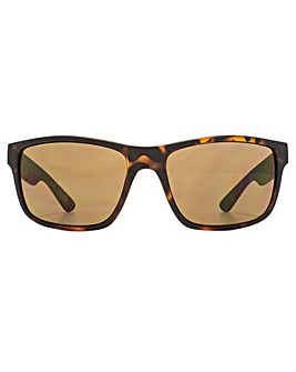 FCUK Sporty Rectangle Sunglasses