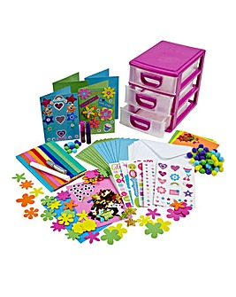 600 Piece Card Making Kit
