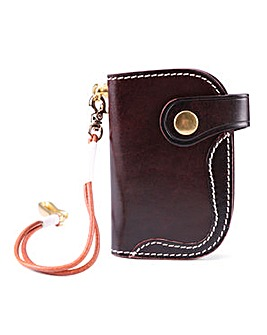 Woodland Keychain and Card Holder Wallet