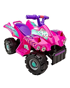 Evo Quad Pink Ride On